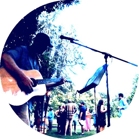 Singing Acoustic Guitarist Near Me
